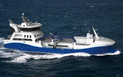 Intership orders a new wellboat and enters into long-term agreement